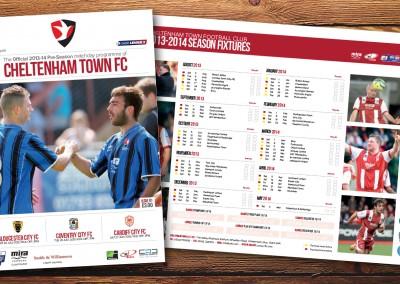 CTFC Pre-Season 2013-14