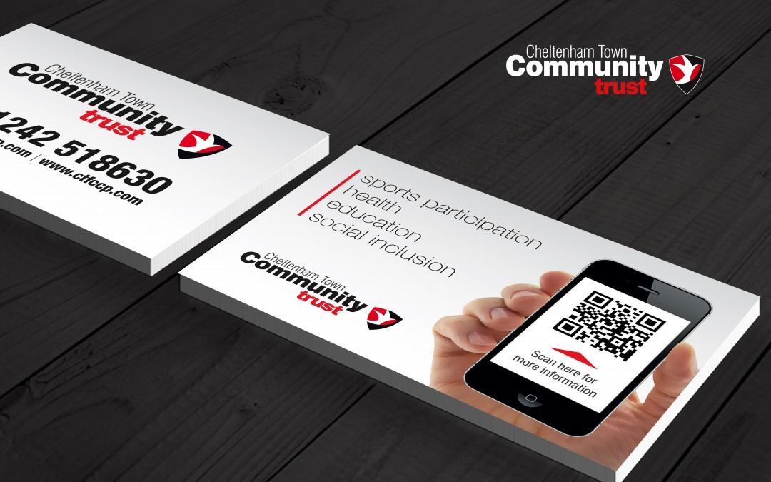 CTFCCP Business Cards