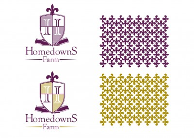 Logo Design – Homedowns Farm