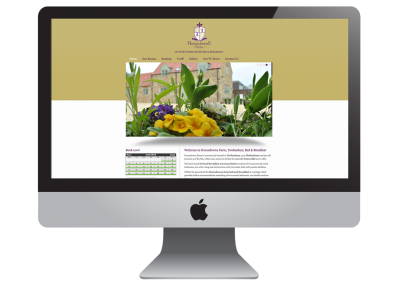 Homedowns Farm Website