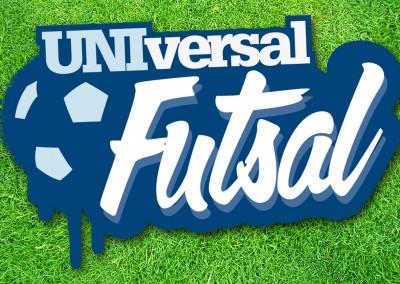 UoG Futsal Logo