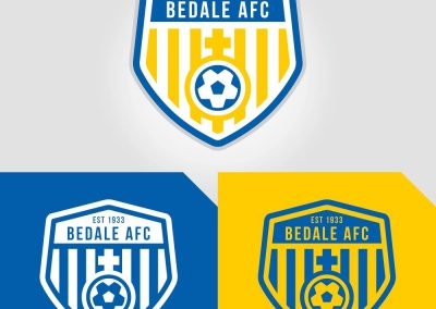 Logo Design for Bedale AFC