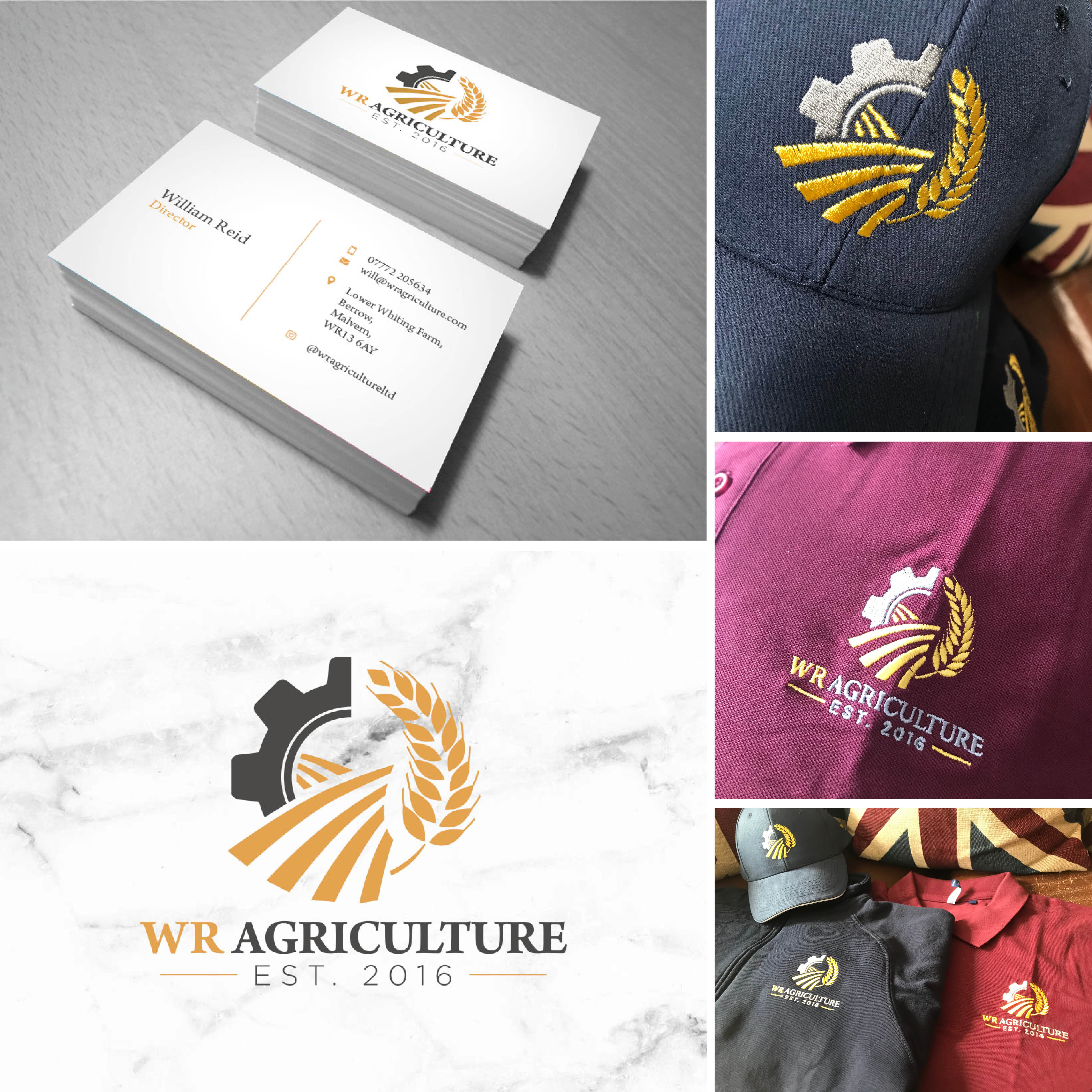 Web design solutions marketing agency media craig paul design wr agriculture work reheart Images